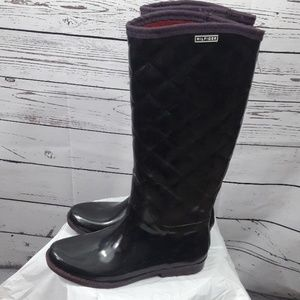 Vintage Tommy Hilfiger sz 7 rain boots